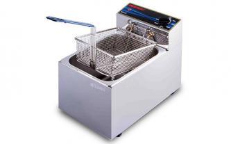 Bếp chiên nhúng điện đơn Berjaya DF12-17