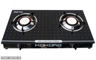 Bếp gas hồng ngoại Kokoro KR HNL (đen)