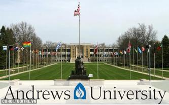 MBA Đại học Andrews - Thạc sĩ QTKD Mỹ cho người Việt