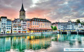 Du lịch Thụy Sĩ, Đức, Đan Mạch, Thụy Điển, Na Uy 10 ngày
