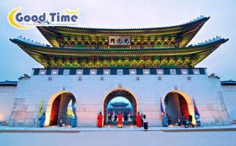 Tour tham quan Hàn Quốc 6N5Đ