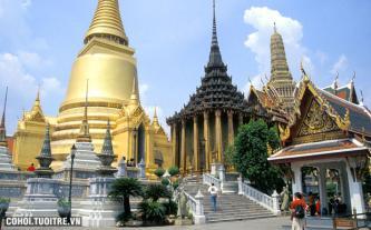 Tour du lịch cao cấp Bangkok - Pattaya 6N5Đ
