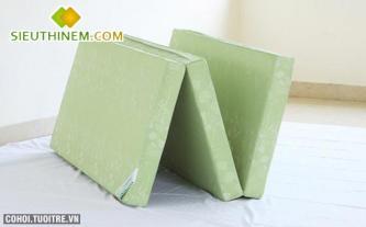 Giảm giá 15% nệm bông ép Hàn Quốc gấp 03 Edena - Cuscino