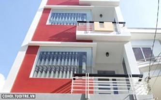 Bán nhà mới xây hẻm 6m Tô Hiến Thành quận 10