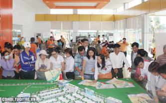 Mega City khuấy động thị trường Bình Dương