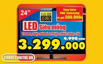 TIVI LED TCL L24P21E