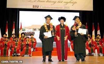 Học bổng SIU 2016 chính thức tìm kiếm ứng viên