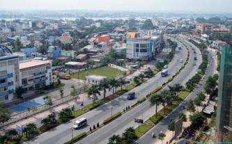 Sôi động thị trường căn hộ khu vực giáp ranh TP.HCM