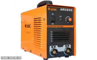 Máy hàn que điện tử Jasic ARC 200 (R04), giá tốt