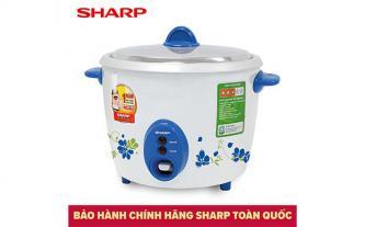 Xả kho nồi cơm điện Sharp KSH-D06V Thái Lan giá từ 445.000đ
