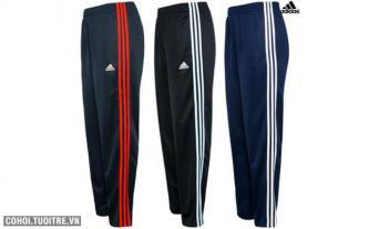 Quần thể dục Adidas giá thanh lý