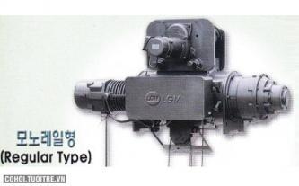Pa Lăng điện cáp LGM Hàn Quốc