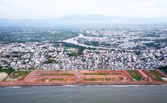 Đón đầu cao tốc, bất động sản Phan Thiết tăng sức nóng