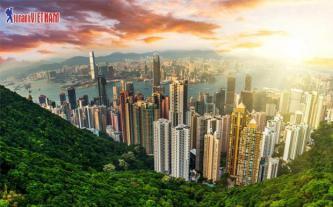 Du xuân Hồng Kông giá khuyến mãi từ 9,99 triệu đồng