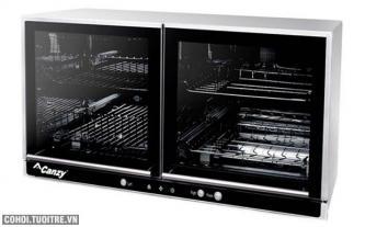 Máy sấy chén bát đĩa tự động Canzy CZ 884D