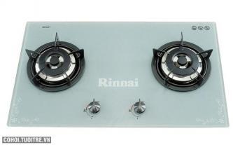 Bếp gas âm Rinnai RVB-2GSB(G-BBH)