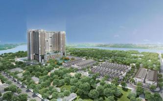 Thị trường căn hộ khu Nam đang phân hóa rõ nét