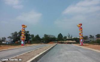 Đất nền lô 17 gần sân bay Long Thành