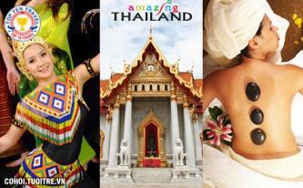 Du lịch Thái Lan với giá siêu tiết kiệm