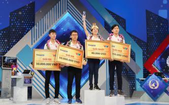 4 nhà vô địch Chung kết Olympia 2021 cùng trở thành tân sinh viên Swinburne