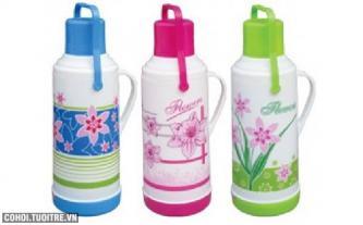 Phích nước, bình thủy Nhựa Chợ Lớn M90-BT - dung tích 2 lít