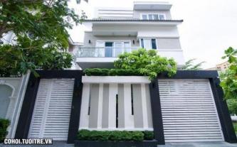 Biệt thự hẻm 10m Bành Văn Trân quận Tân Bình