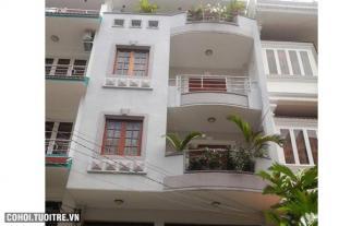 Nhà hẻm 10m đường Cộng Hòa quận Tân Bình