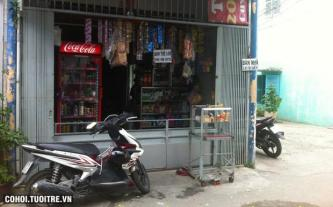 Bán nhà mặt tiền hẻm 8m quận Tân Phú