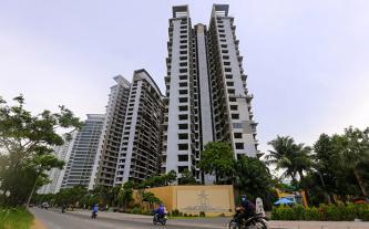 Dự án Kenton Node Hotel Complex hoàn thành GĐ I - 2018