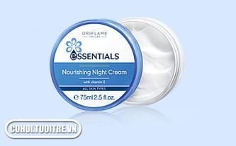 Essentials Nourishing Night cream (Kem dưỡng ban đêm)
