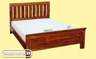 Giường gỗ xoan – Ưu Việt