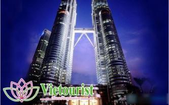 Tour Singapore – Malaysia trọn gói (6N5Đ)