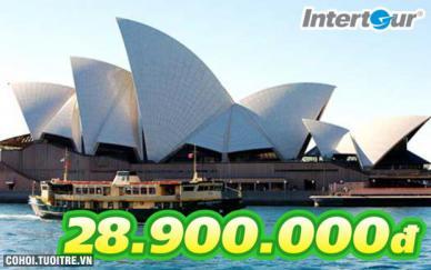 Ảnh: Đặt ngay tour Úc 5N4Đ chưa đến 29 triệu