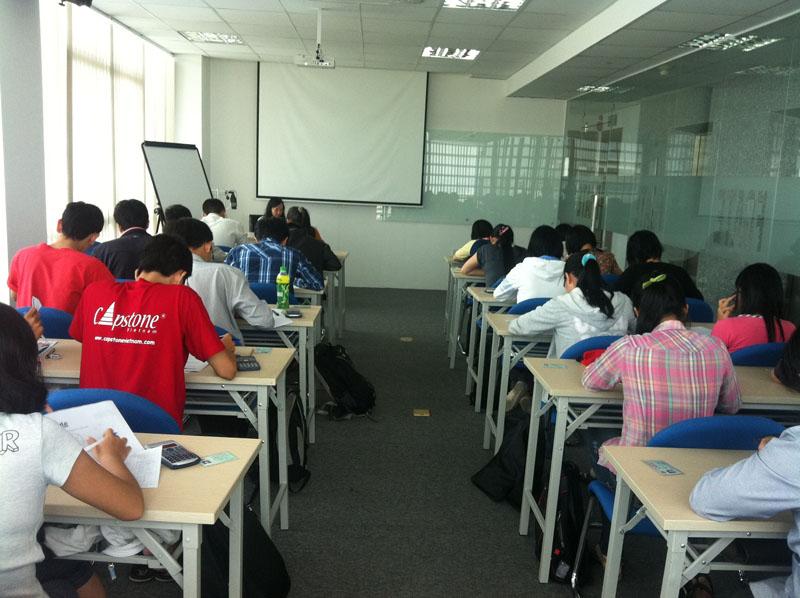 Khóa học CFA level 1 tại Trung tâm Fgate
