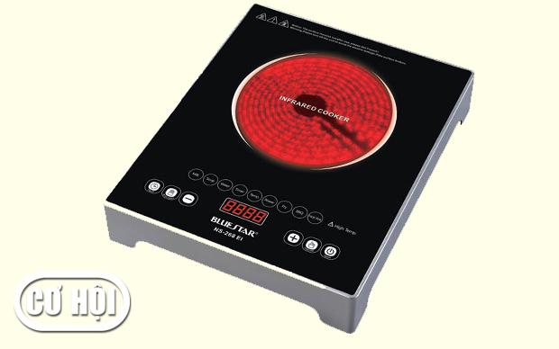 Bếp điện hồng ngoại cảm ứng NS-269IE