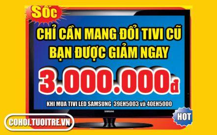 Tivi Led Samsung UA40EH5000R