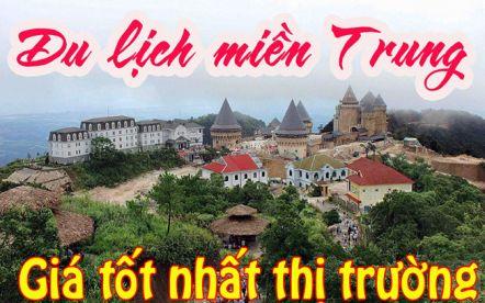 Tour du lịch miền Trung 4N3Đ