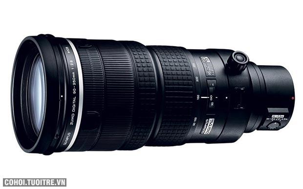Ống kính Olympus Zuiko digital 90-250mm F2.8