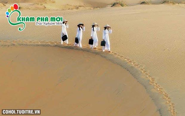 Tour Phan Thiết, Mũi Né 4 sao 2N1Đ giá siêu rẻ