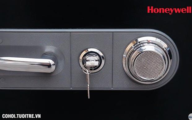 Két sắt khóa cơ an toàn chống nước, lửa HONEYWELL 2020