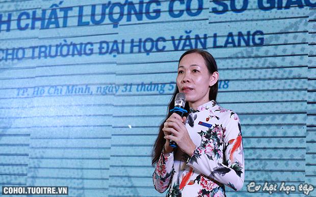 ĐH Văn Lang đạt chứng nhận kiểm định chất lượng quốc gia