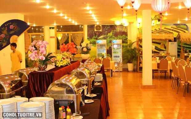 Buffet Rồng vàng – Buffet của người Việt