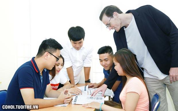 Trải nghiệm môi trường học tập đẳng cấp quốc tế tại UEF