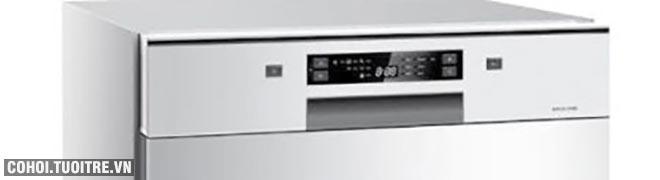Máy rửa chén âm tủ Malloca WQP12-7309E