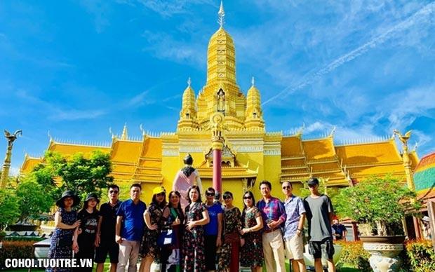 Giảm 1 triệu đồng tour Thái Lan dịp cuối năm