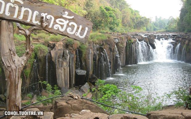 Du lịch Lào bằng đường bộ 4N3Đ – đón chào hè