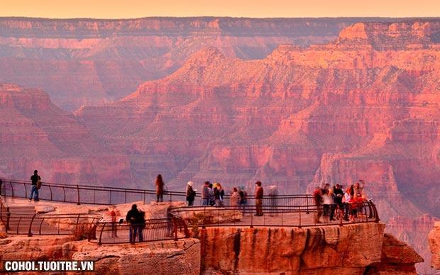Du lịch Mỹ cùng sao trọn gói 25,999 triệu đồng