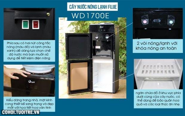 Cây nước nóng lạnh FujiE WD1700E