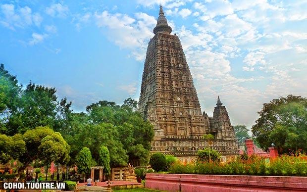Hành hương đất Phật Ấn Độ - Bồ Đề Đạo Tràng