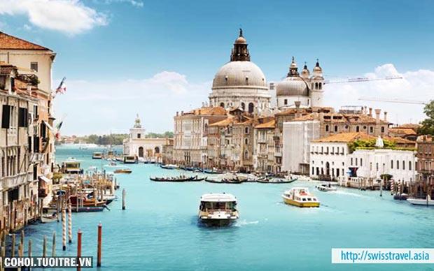 Thụy Sĩ - Ý, hướng đến thành Rome vĩnh hằng